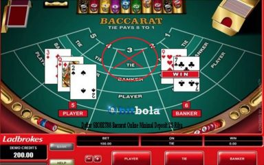 Casino Poker Texas Hold 'em Rules