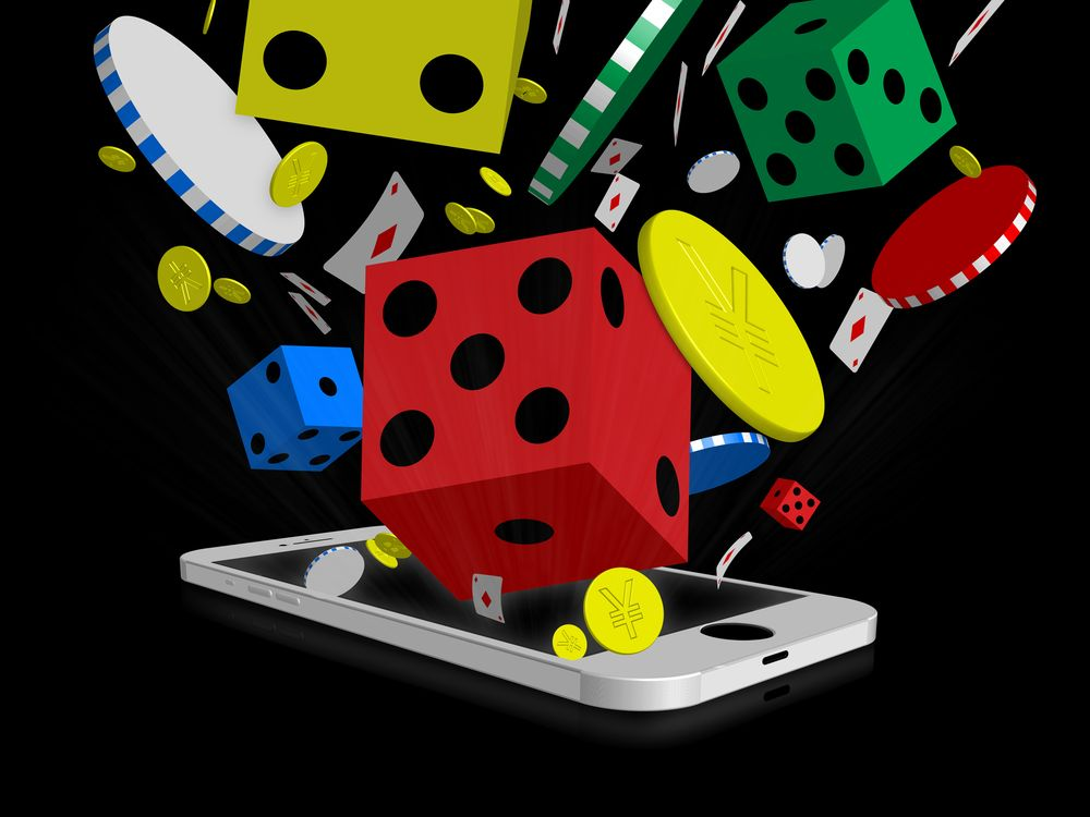 59% Of The Market Is Occupied with Online Casino