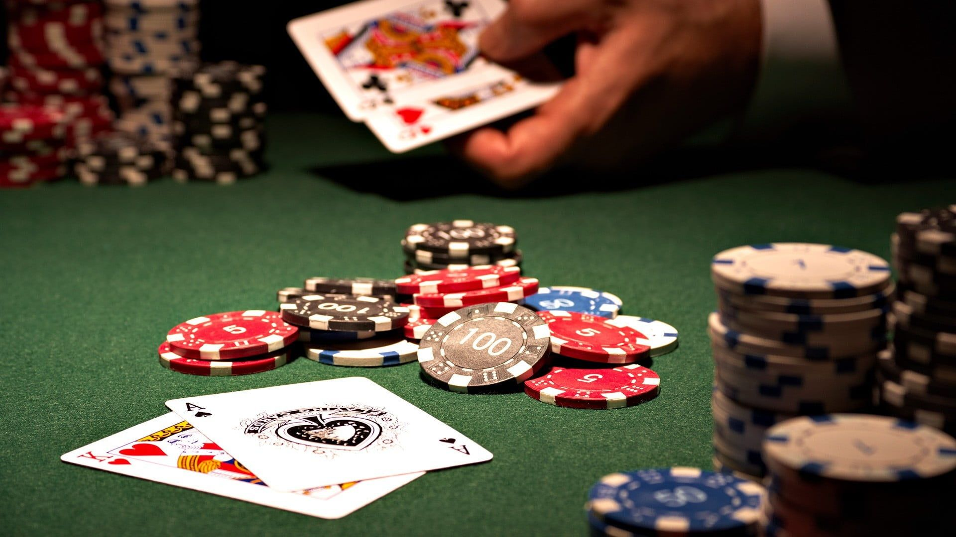 Online Casino Inquiry Does Dimension Issue