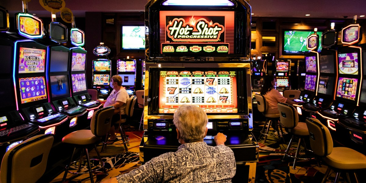 Three Issues A Child Knows About Casino That You Simply Don't