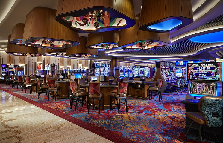 The Ugly Side Of Casino